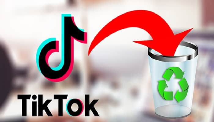 Cách xóa video trên Tiktok